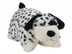 pillow dalmatian black white size -pillow