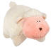 pillow pets lovable lamb cream original