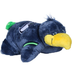 seattle seahawks pillow cozy snuggle during