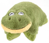 pillow friendly frog green manufacturer original
