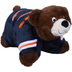 chicago bears pillow doubles cozy combining