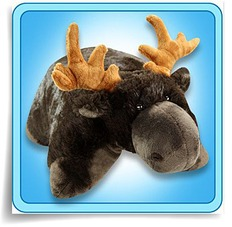 My Pillow Pet Chocolate Moose