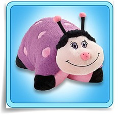 My Pillow Pet Lady Bug