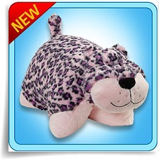 Buy My Pillow Pet Leopard Pinkpurple 18