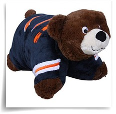 Nfl Chicago Bears Pillow Pet