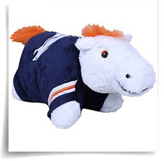 Buy Nfl Denver Broncos Pillow Pet