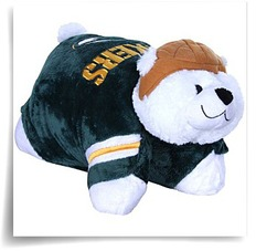 Buy Nfl Green Bay Packers Pillow Pet