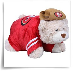 Buy Nfl San Francisco 49ERS Pillow Pet