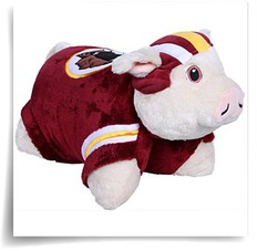 Buy Nfl Washington Redskins Pillow Pet