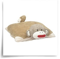 Buy Sock Monkey Pillow
