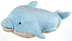 pillow dolphin light blue -large -super-soft