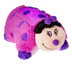 dream lites pillow pets pink lady