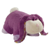 pillow pets purple bunny plush extra