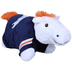 denver broncos pillow doubles cozy combining