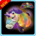 pillow pets glow unicorn amazing light
