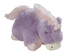 pillow pets lavender unicorn super-soft chenille